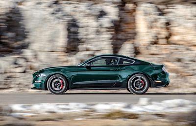 First Drive: 2019 Ford Mustang Bullitt