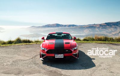 Our Roush Mustang RS3 gets a great write up in Autocar NZ!
