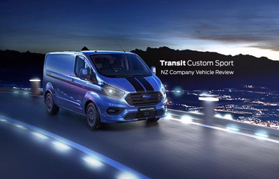 Transit Custom Sport Review