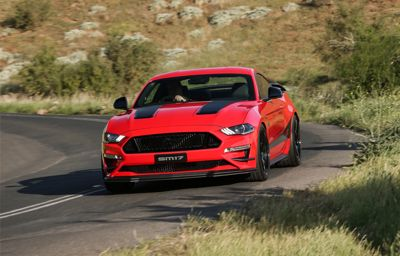 Scott Mclaughlin Edition 570kw Ford Mustang Revealed