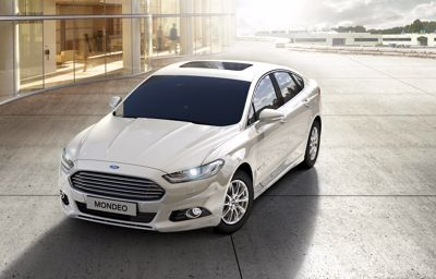 Introducing the Ford Mondeo HEV