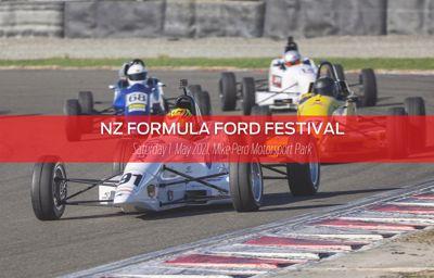 NZ FORMULA FORD FESTIVAL