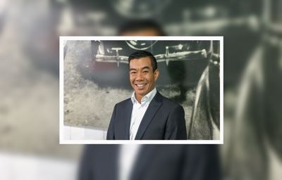 New member of the Sales Team - Introducing Thang Chau