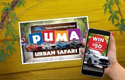 Puma Urban Safari