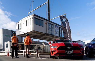 Team Hutchinson Ford - Christchurch Site Update