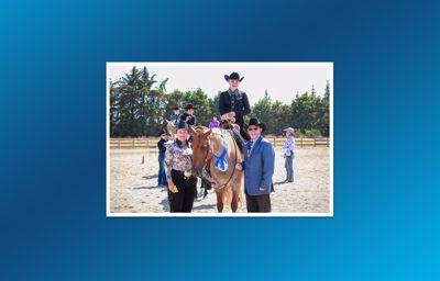 CHCH Western Riding Association sponsorship