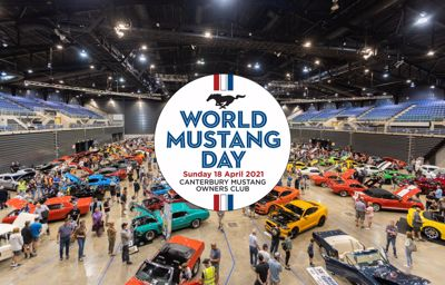 World Mustang Day 2021