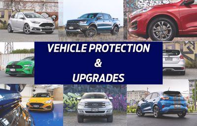 Vehicle Protection & Upgrades
