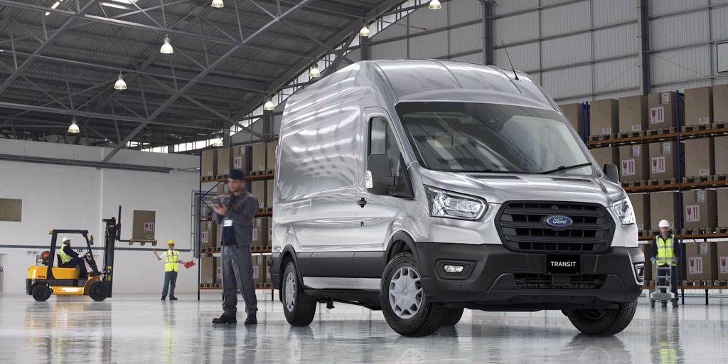 Ford vehicle fleet sales