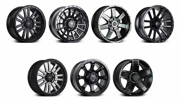 Great deals on Ford Ranger Alloy wheels and tires