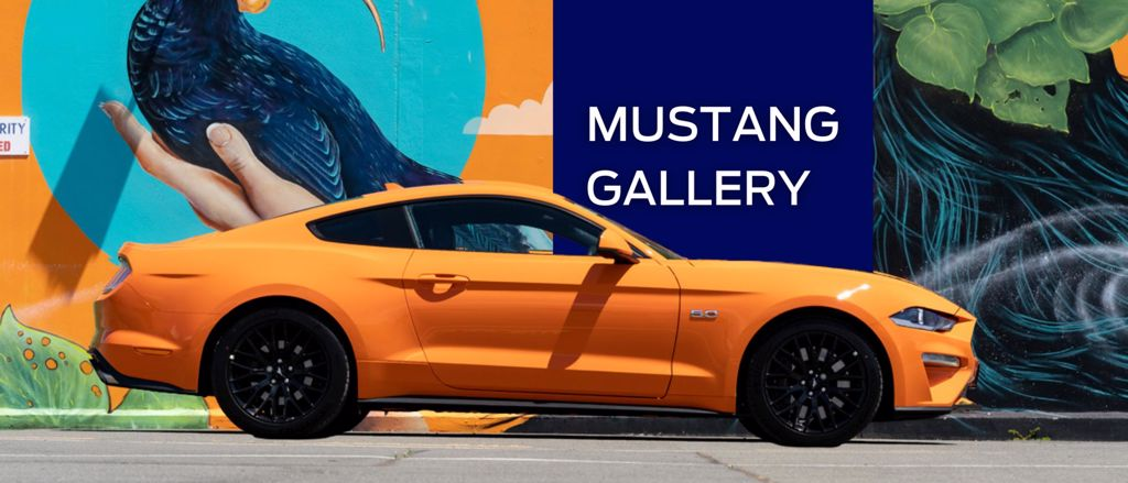 Ford Mustang Gallery   Team Hucthinson Ford Christchurch