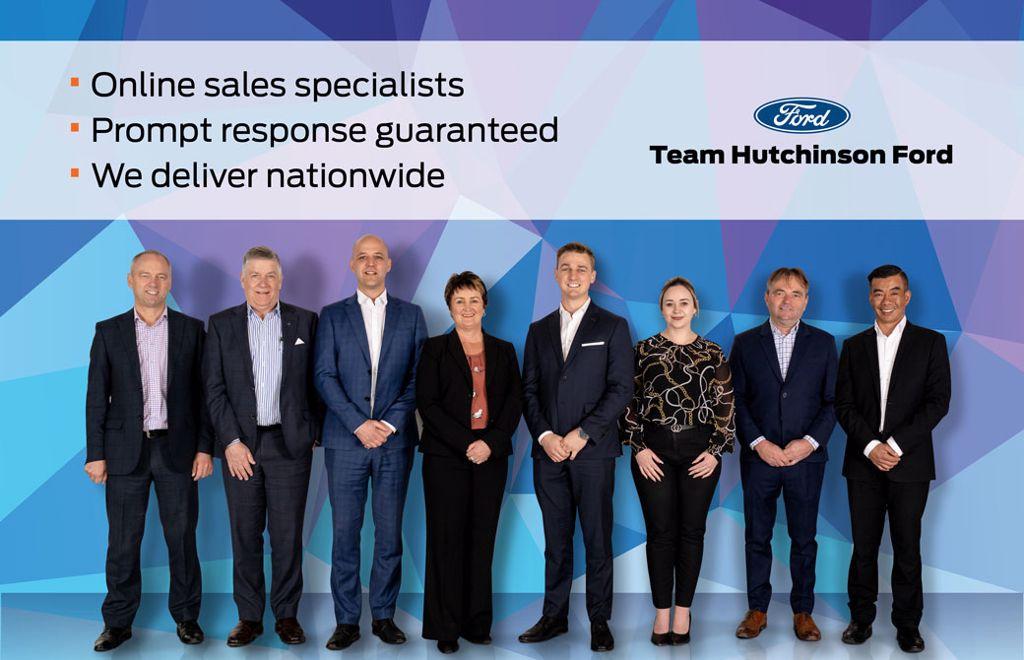 Meet The Ford Team - Vehicle Sales Staff