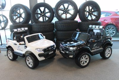 All Blacks 4WD Ford Ranger Limited Edition