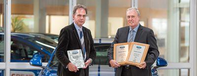Major Awards for Wanganui Motors