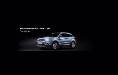 THE ALL-NEW FORD TERRITORY