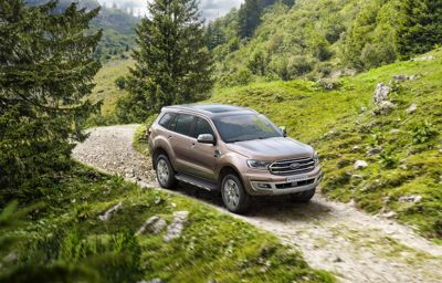 THE LAUNCH OF THE NEW FORD EVEREST