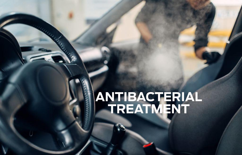 ANTIBACTERIAL TREATMENT AT FAIRLANE AUTOMOTIVE DEALERSHIPS