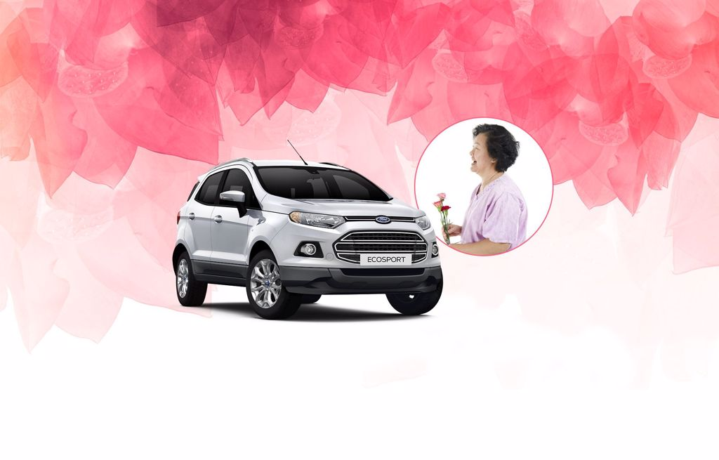 ford ecosport, the car for the discerning woman