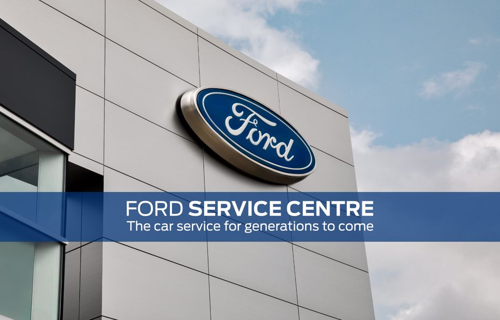Ford Protect: Ford Service