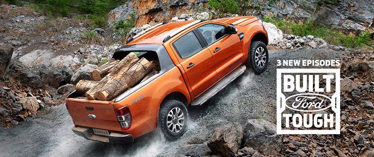 ford ranger - Built Ford Tough