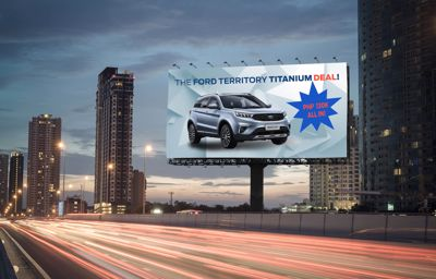 Ford Territory Deals you can't miss!