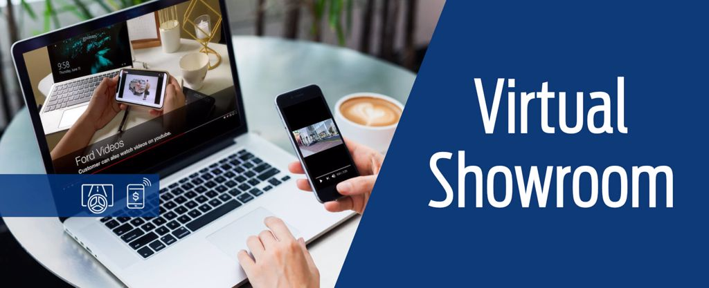 virtual showroom ford ford cainta, makati and EDSA