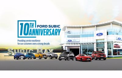 FORD SUBIC'S ANNIVERSARY EVENT