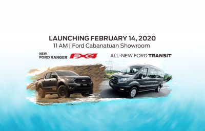 FORD CABANATUAN LAUNCH EVENT