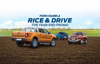 FORD ISABELA'S YEAR-END OFFER