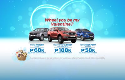 LOVE WHEELS IN FORD ISABELA