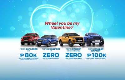 LOVE WHEELS EVENT IN FORD SUBIC