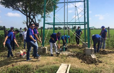 Ford Holds Global Caring Month in September