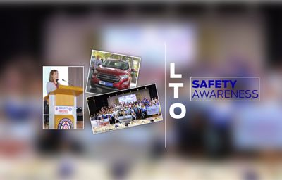 LTO SAFETY AWARENESS EVENT