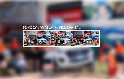 FORD CABANATUAN -