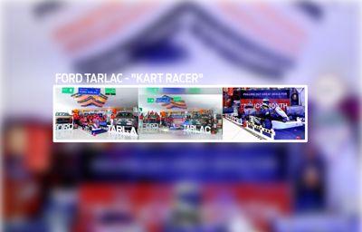 FORD TARLAC - KART RACER