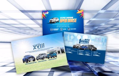 FORD LAUS OPEN HOUSE  EVENTS