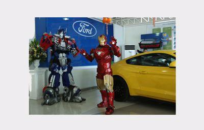 Ford Dagupan's 15th Year Anniversary