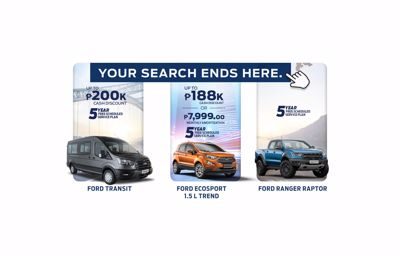 FORD SUBIC DEALS IN JULY