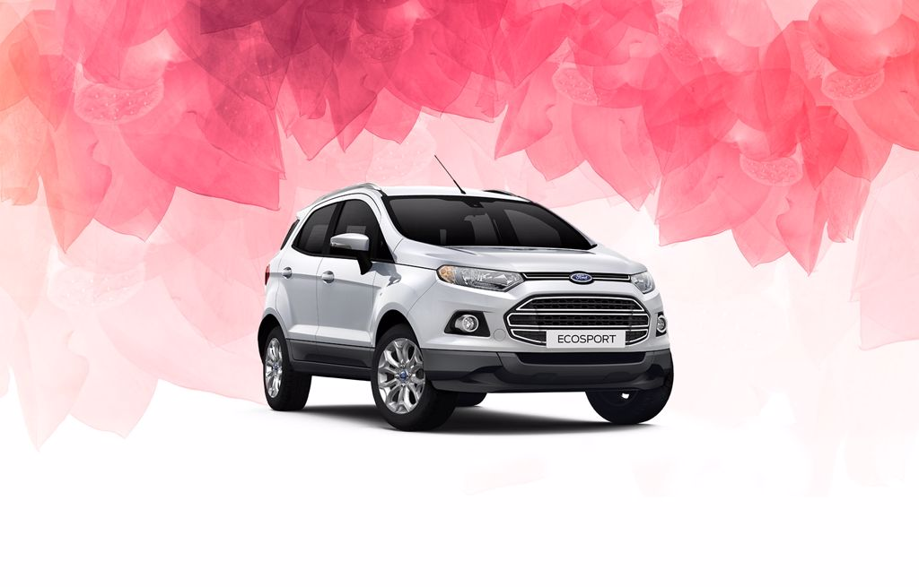 FORD ECOSPORT: THE SUV FOR MOTHERS