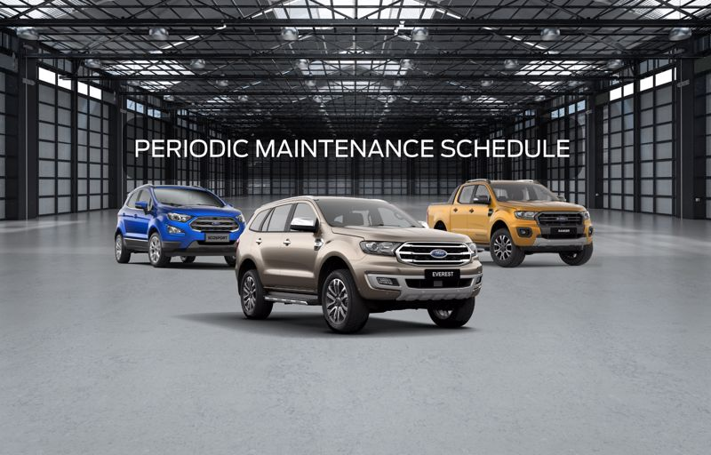 Periodic Maintenance Schedule