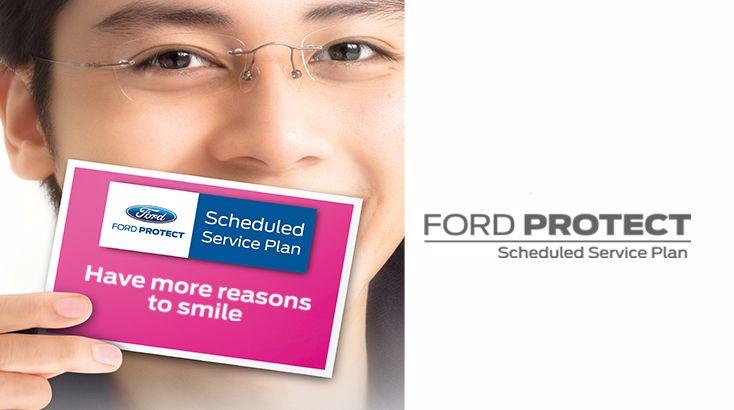 Scheduled Service Plan