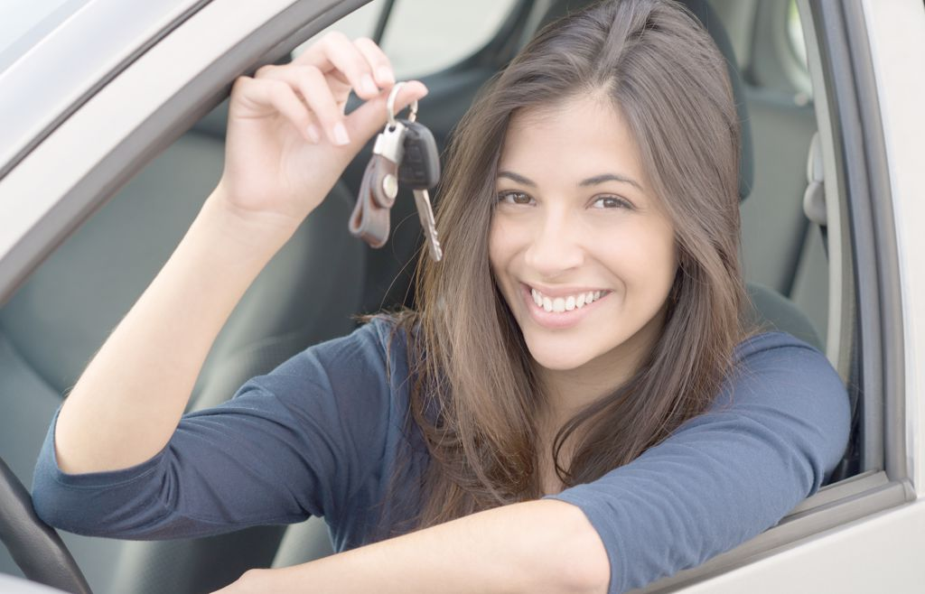 Satisfied Car Customer