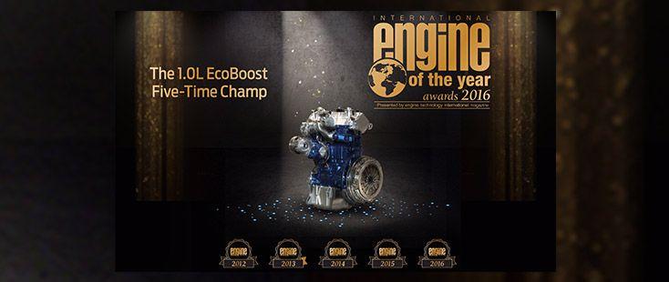 EcoBoost - Winner, International Engine of the Year