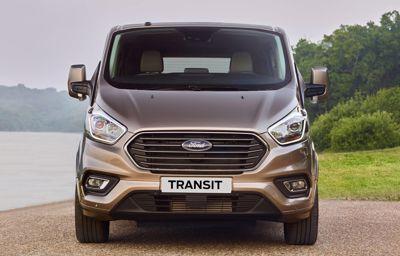 Nowy Ford Tourneo Custom Plug-In Hybrid