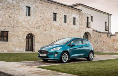 Ford Fiesta vs konkurencja