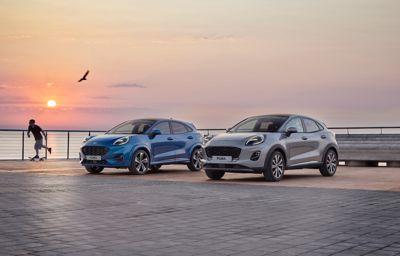 Ford Puma vs konkurencja