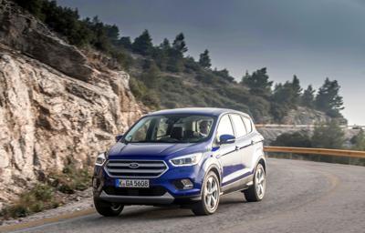 Ford Kuga - recenzja