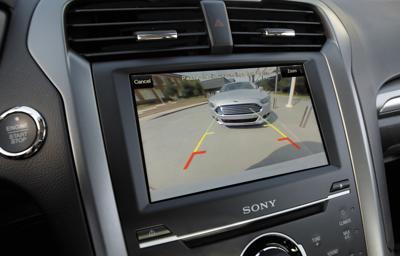 Systemy i udogodnienia niezbędne podczas przemieszczania się po mieście i nie tylko - Kamera cofania