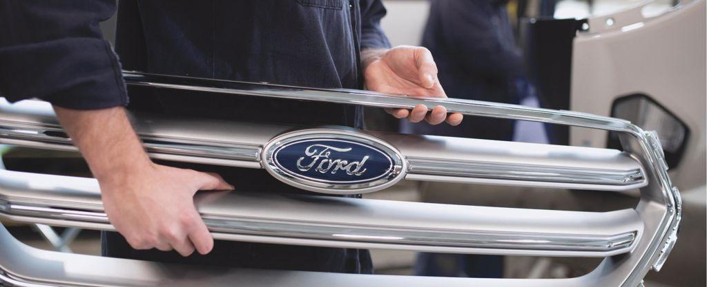 Umów serwis Ford