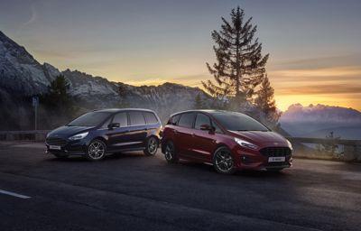 Ford Galaxy Hybrid oferuje podróż pierwszą klasą